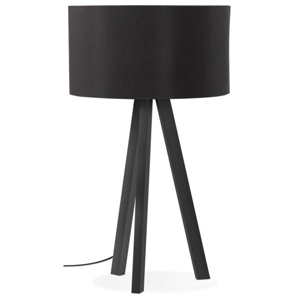 Tischlampe TRIVET MINI 3-beinig Schwarz Schwarz