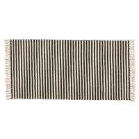 Teppichläufer FERNANDO aus Baumwolle gestreift 140 x...