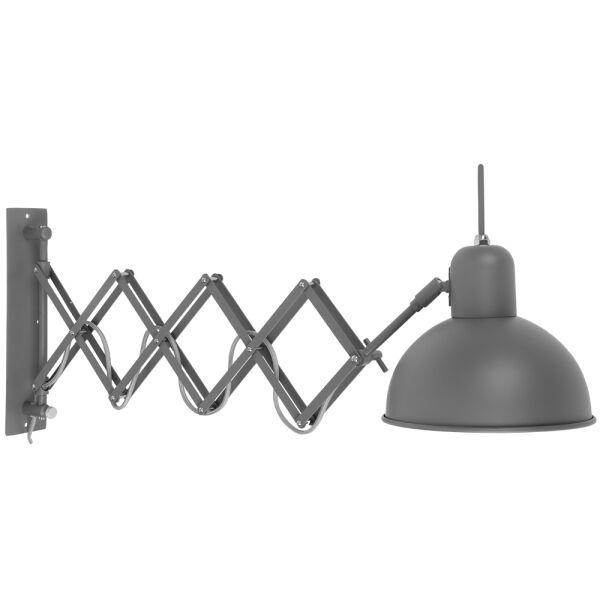 Wandlampe Aberdeen Eisen Matt Grey-Green