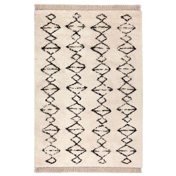 Teppich Zagora Neige 120x170 cm