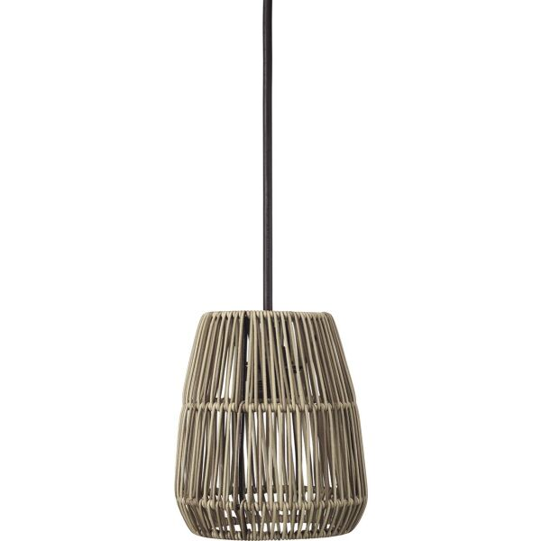 Outdoor-Lampe SAIGON Polyrattan Ø18 cm