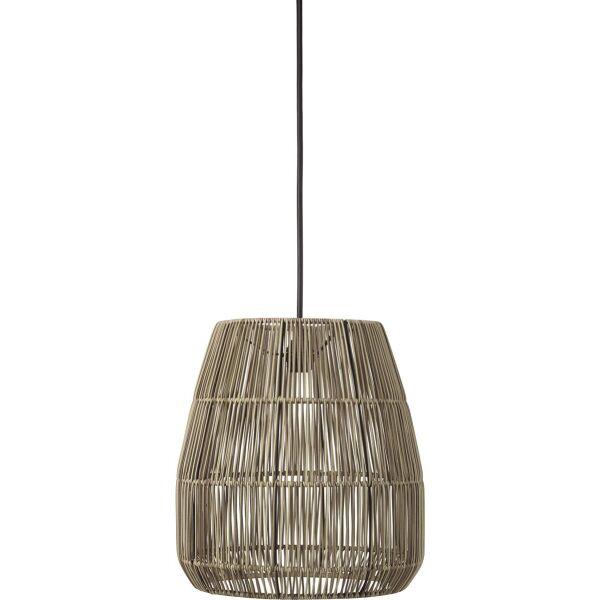 Outdoor-Lampe SAIGON Polyrattan Ø38 cm