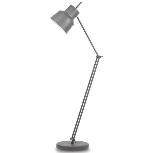 Stehlampe Belfast grüngrau matt