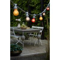 Bunte Lichterkette für In- und Outdoor