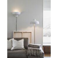 Wandlampe mit Schalter WELLS Weiß/Gold