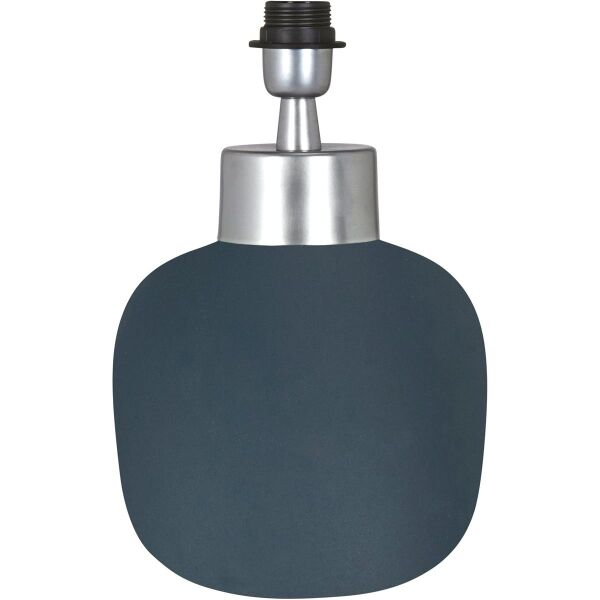 Lampenfuß RITA 34cm blau