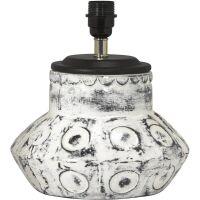 Tischlampe LARRY Keramikfuß 38cm