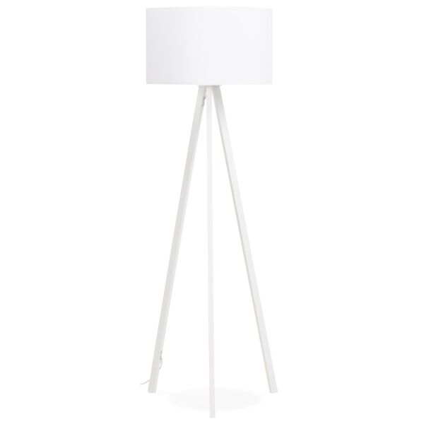 Stehlampe TRIVET weiss-weiss
