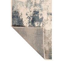 Vintage-Teppich KERMA 160x230cm Blau