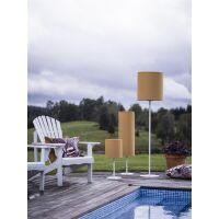 Outdoor-Bodenlampe AGNAR 100cm Saffrangelb