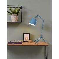 Tischlampe BARCELONA 3-beinig Blau