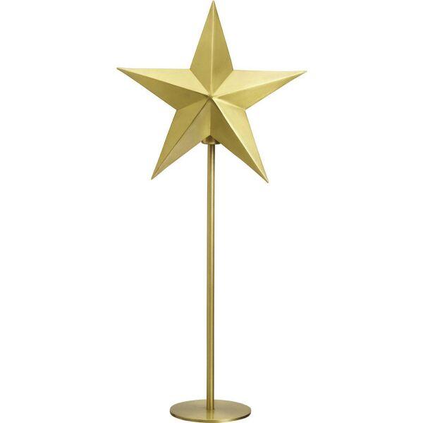 Standleuchte NORDIC STAR Gold 76cm