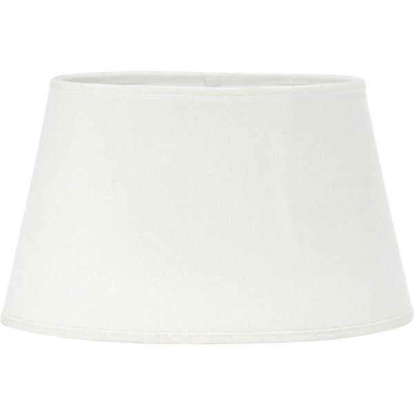 Lampenschirm INDI Leinen Offwhite 30cm