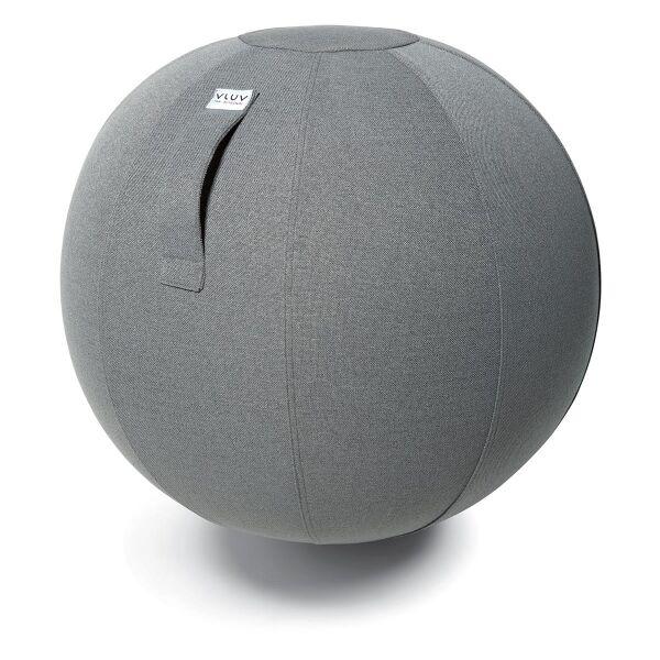 VLUV® SOVA Stoff-Sitzball Ø 60-65 cm Ash