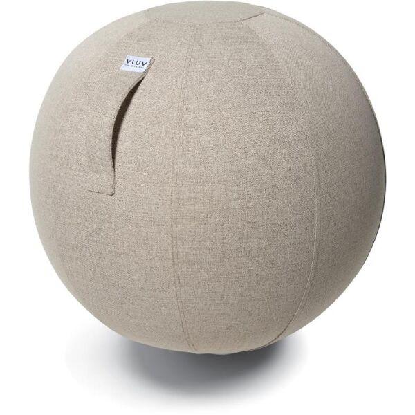 VLUV® SOVA Stoff-Sitzball Ø 60-65 cm Toffee