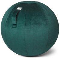 VLUV BOL VARM Stoff-Sitzball Forest grün