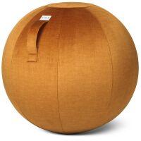 VLUV BOL VARM Stoff-Sitzball Pumpkin Orange