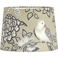 Lampenschirm SOFIA Birdsong beige
