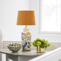 Lampenfuß LI NA Asia-Style aus Keramik