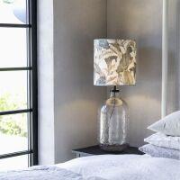 Lampenfuß GROOVE aus Glas 54cm