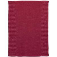 Geschirrtuch ACHIL Rot 50x70 cm