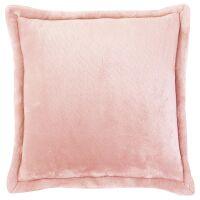 Kissen TENDER superweich 50x50 cm Rosa