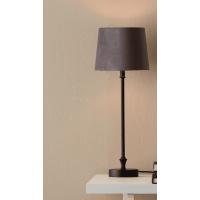 Lampenfuß LIAM schwarz 46cm