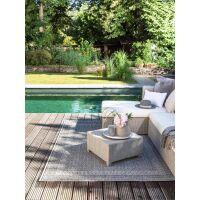In- & Outdoor-Teppich Cleo Anthrazit