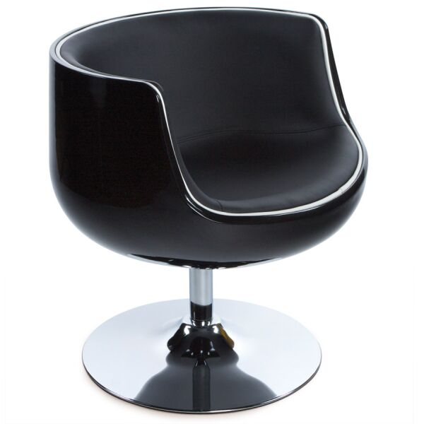 Sessel HARLOW schwarz
