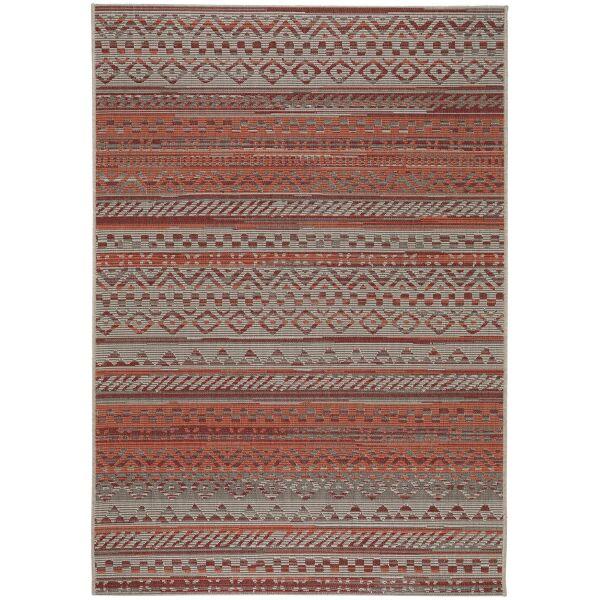 In- & Outdoor-Teppich Capri Rot