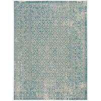 In- & Outdoor-Teppich Antique Türkis