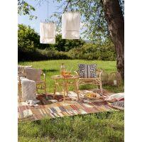 In- & Outdoor-Teppich Artis Braun