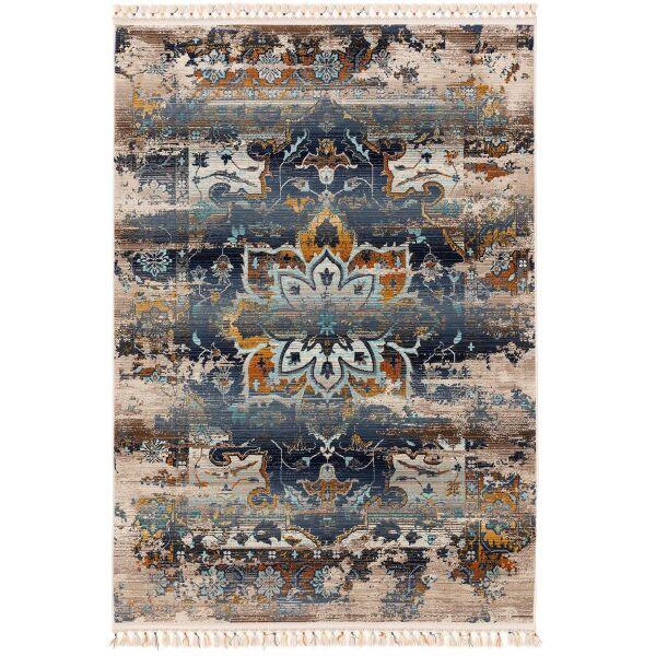 Teppich Simsala Blau