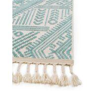 Teppich Laila Blau