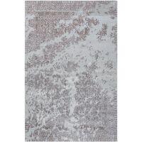Flachgewebeteppich Frencie Grau