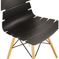 Stuhl STRATA schwarz
