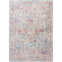 Teppich Visconti Multicolor/Blau