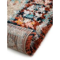 Hochflorteppich Gobi Multicolor