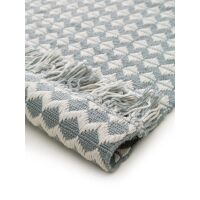 In- & Outdoor-Teppich Morty Blau