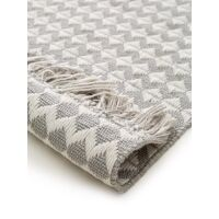 In- & Outdoor-Teppich Morty Grau