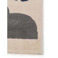Kinderteppich Juno Beige
