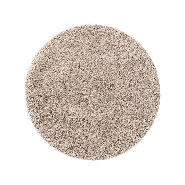 Hochflorteppich Soho Beige