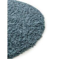 Hochflorteppich Soho Blau