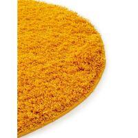 Hochflorteppich Soho Gelb