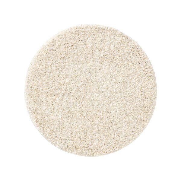 Hochflorteppich Soho Cream