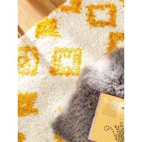 Kinderteppich Soho Gelb