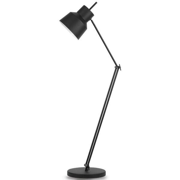 Stehlampe Belfast schwarz matt