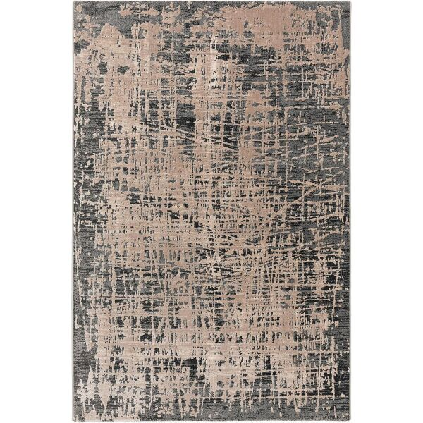 Teppich Henry Dunkelgrau