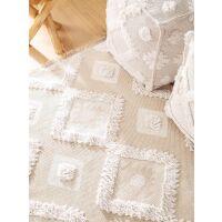 Waschbarer Baumwollteppich Oslo Cream/Beige