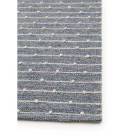 Kinderteppich Lupo Blau